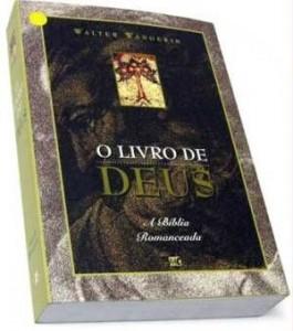 """Capa de """"O Livro de Deus"""""""