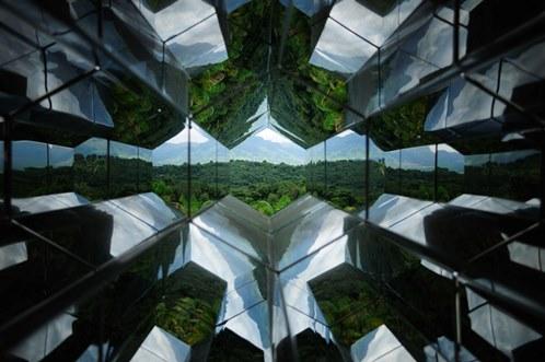 Viewing Machine, autor da obra: Olafour Eliason| foto de Liz Valente