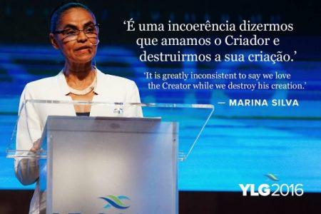 Marina Silva (crédito: Movimento Lausanne)