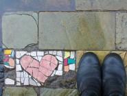 O amor como chão