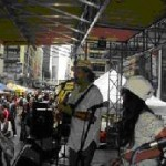 Carlinhos Veiga na Rua 46, Little Brazil