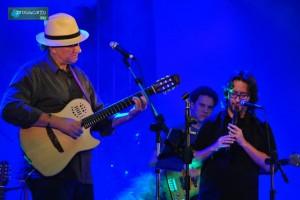 Foto de divulgação do Prosa e Canto Festival