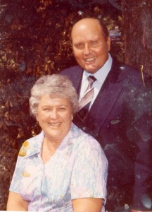 Paul e Jane Overholt