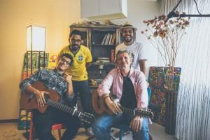 João Pedro Mansur, Ismael Rattis, Carlinhos Veiga e Rapha Sousas