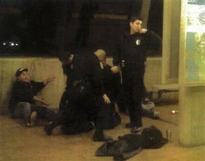 Train Station Shooting