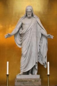 O Cristo de Thorvaldsen