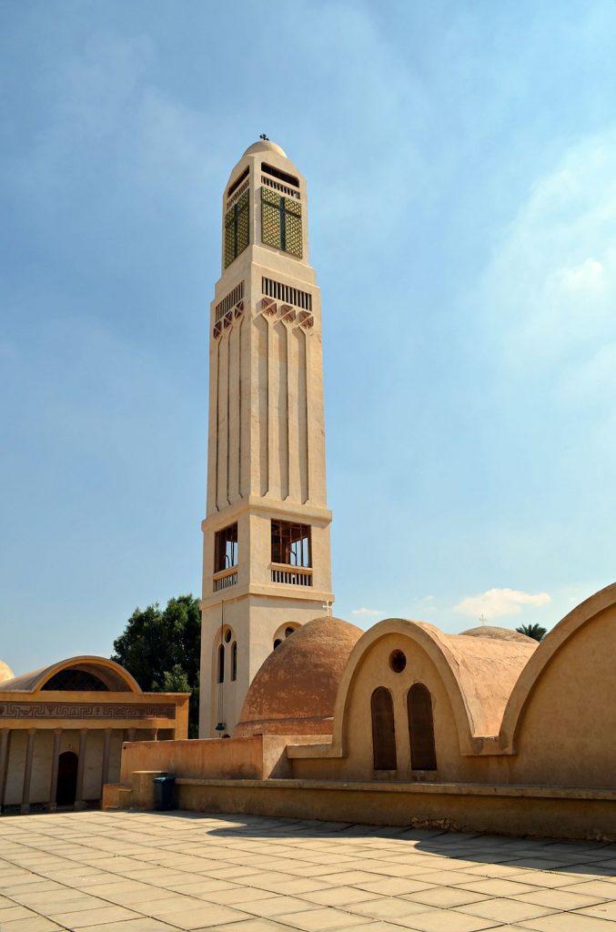 Monastery of Saint Macarius the Great, Wadi El-Natroun, Egypt.