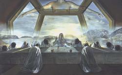 The Last Supper (Dali)