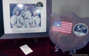 US Astronaut Auction
