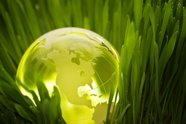 Sustainable-Green-World