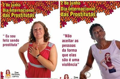 Campanha prostituição