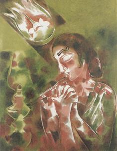 Annunciation, de Alphonso
