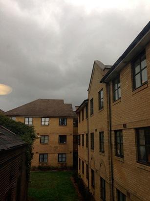 Londres prestes a receber mais uma chuva