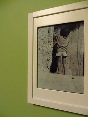 Foto de criança queniana