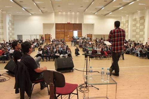 Conferência Steiger em 2013.
