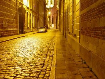 Noite na Bélgica. Foto: Bert Van den Roye / Freeimages.com