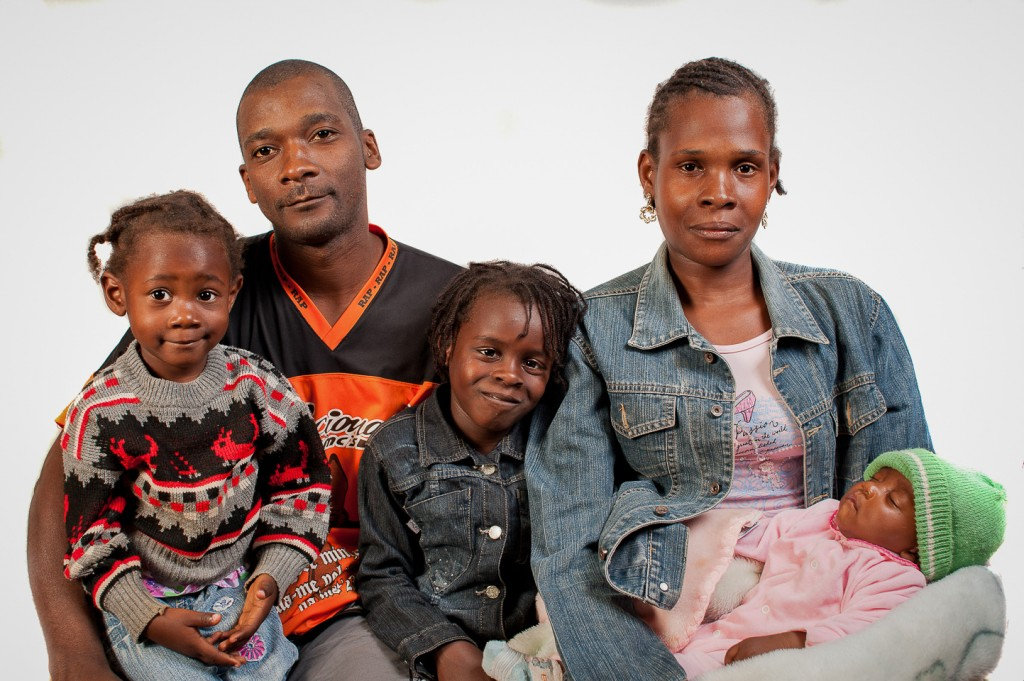 Família atendida pelo Programa PIMC, Rebusca, Viçosa, MG