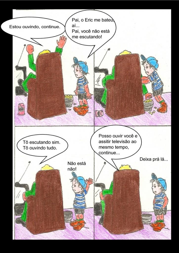 Cartoon de Elaine Mazlish