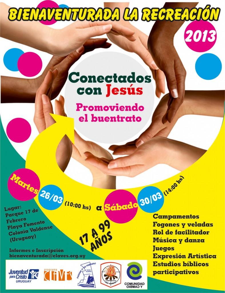 bienaventurada 2013