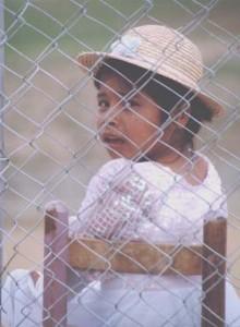 Menina da Colômbia também precisa de nossas orações