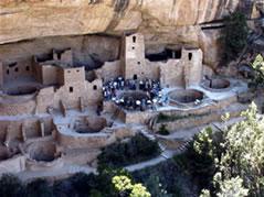 Cliff Palace, moradia de um povo desaparecido prova descaso pelas crianças