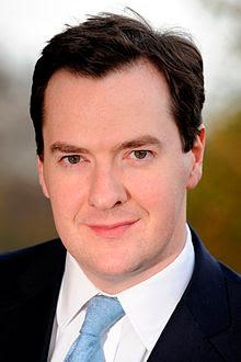 George Osborne, 43 anos, ministro das finanças da Inglaterra