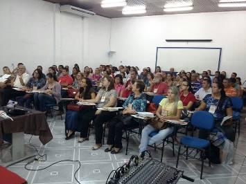 Participantes do congresso em Boa Vista (RR)