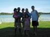 Família Nascimento: missionários na Vila Abacaxis